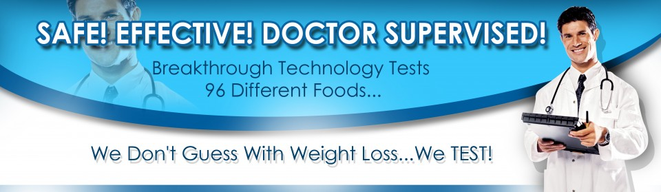 Food Sensitivity Test for Custom Weight Loss